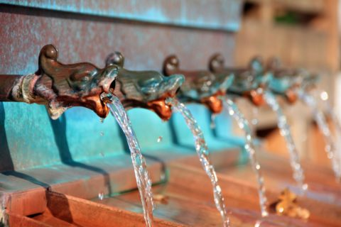 Nouveau : fontaine à eau au club de Strasbourg