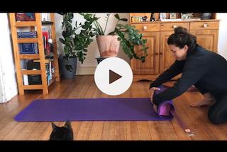 Emmène facilement tes accessoires de yoga partout avec toi !